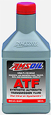 AMSOIL Universal Automatic Transmission Fluid is now one of our top selling items.