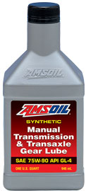 amsoil gl 4 synchro 75w 90 gear and transmission lube. Black Bedroom Furniture Sets. Home Design Ideas
