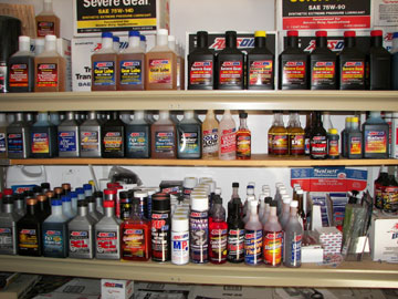 Amsoil dealer liz holthaus of frisco and mckinney texas Motor oil shelf life