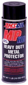 Amsoil metal protector heavy duty rust inhibitor lubricant for Undercoating with used motor oil