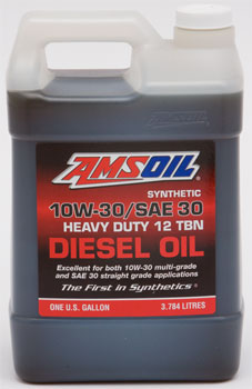 AMSOIL's multi-purpose engine oil.  ACD 10W30 SAE 30