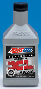 Amsoil synthetic 5w20 extended life motor oil for Top rated motor oil synthetic
