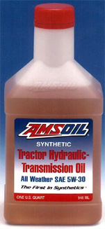 All Temperature Synthetic Tractor Hydraulic Fluid